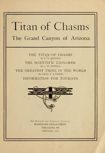 Titan of chasms