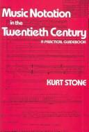 Download Music notation in the twentieth century