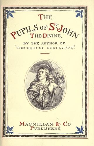 Download The pupils of St. John the Divine.