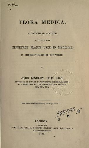 Download Flora medica