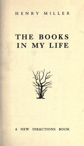 Download The books in my life.