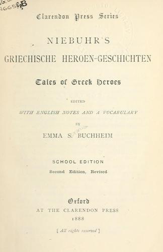 Download Griechische Heroen-Geschichten