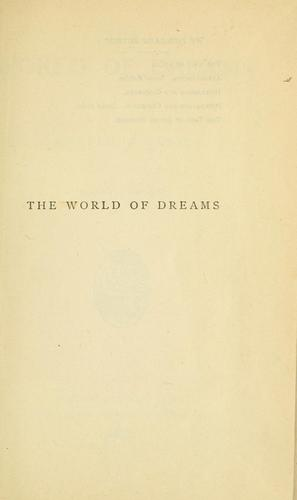 Download The world of dreams
