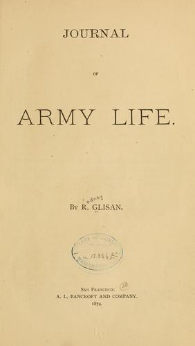 Download Journal of army life.