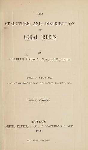 Download The  structure and distribution of coral reefs