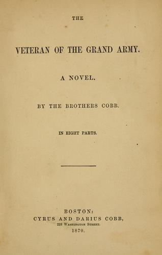 Download The veteran of the Grand Army