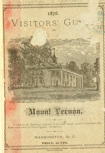 Download Visitors' guide to Mount Vernon …