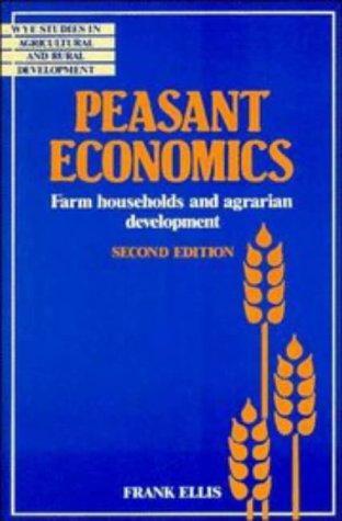Download Peasant Economics