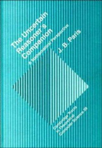 Download The Uncertain Reasoner's Companion