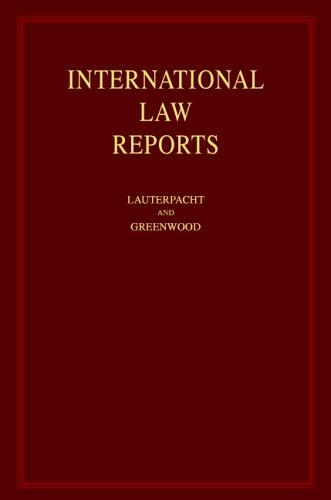 Download International Law Reports