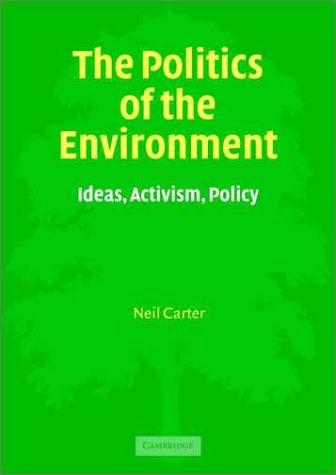 Download The Politics of the Environment