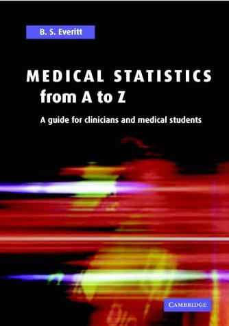Download Medical Statistics from A to Z