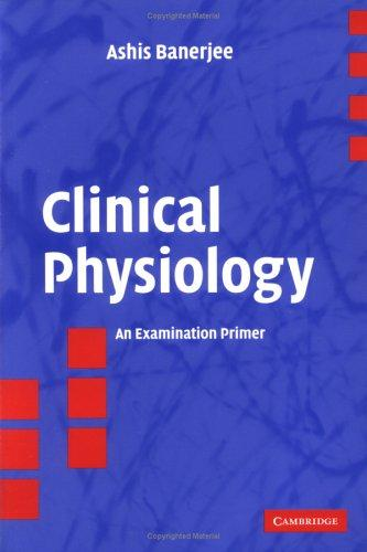 Download Clinical Physiology