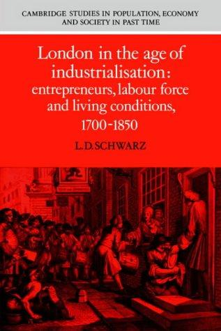 London in the age of industrialisation