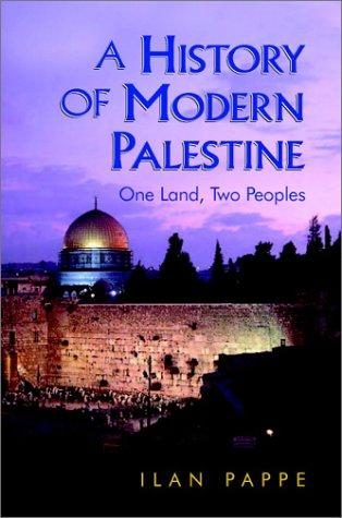 Download A History of Modern Palestine