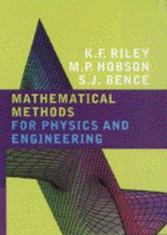 Download Mathematical methods for physics and engineering