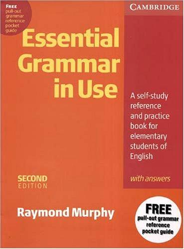 Download Essential grammar in use