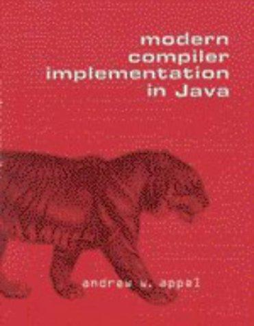 Download Modern compiler implementation in Java