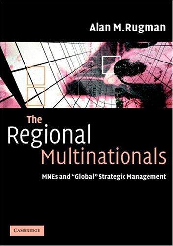 Download The Regional Multinationals