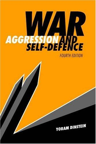 Download War, Aggression and Self-Defence