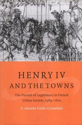 Download Henry IV and the towns