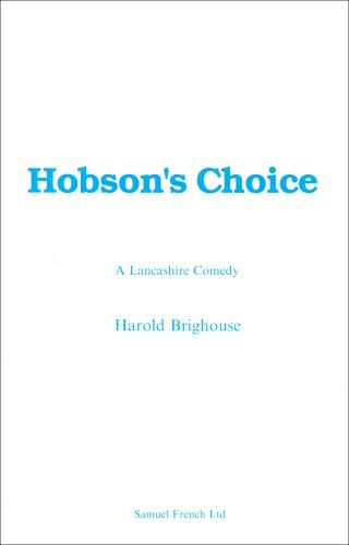Hobson's Choice (Acting Edition)