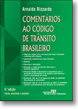 Download Comentários ao Código de trânsito brasileiro