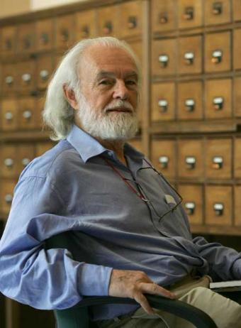 Photo of David Harvey