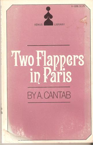 Two Flappers in Paris