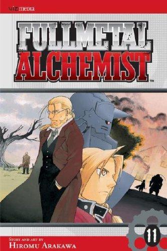 Download Fullmetal Alchemist Volume 11
