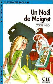 Un noël de Maigret.