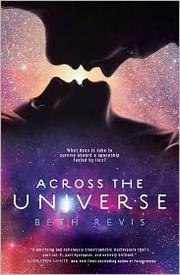 Book Cover: 'Across the Universe' by Revis, Beth