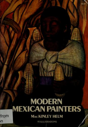Download Modern Mexican painters.