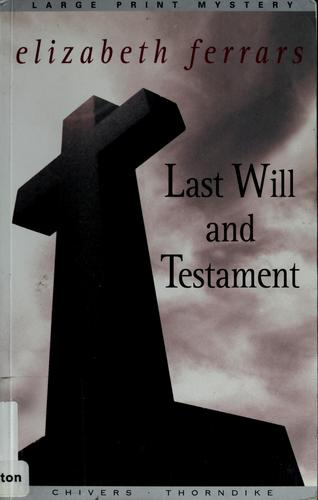 Download Last will and testament