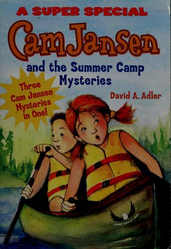 Download Cam Jansen and the summer camp mysteries