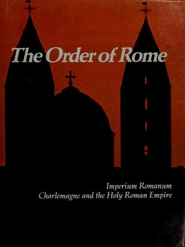 The order of Rome