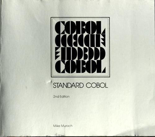 Download Standard COBOL