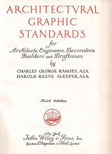 Download Architectural graphic standards for architects, engineers, decorators, builders and draftsmen