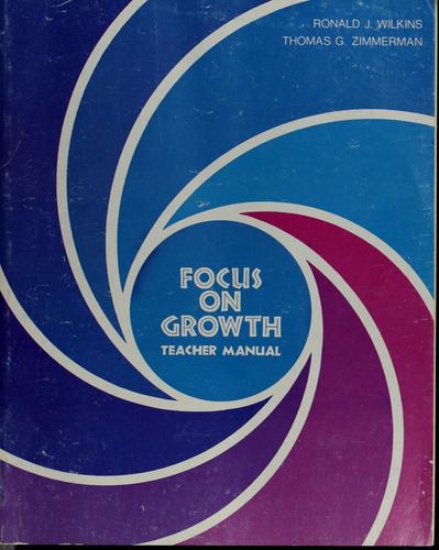 Download Focus on growth