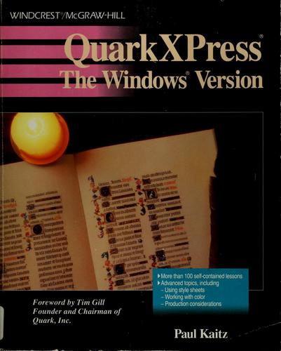 Download QuarkXPress