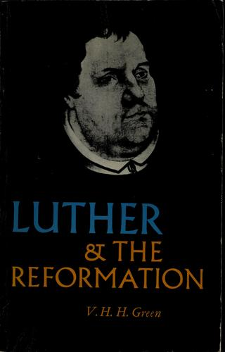Download Luther and the Reformation