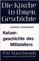 Download Ketzergeschichte des Mittelalters