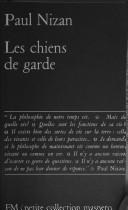 Download Les chiens de garde