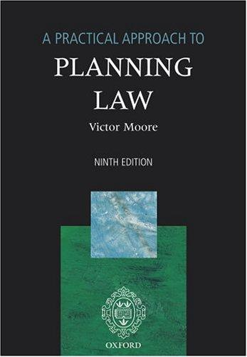 A practical approach to planning law