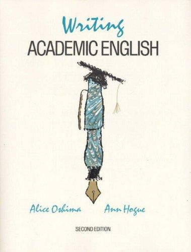 Download Writing academic English