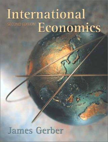International Economics (2nd Edition)