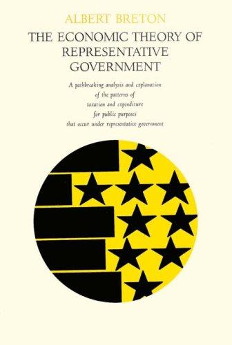 Download The Economic Theory of Representative Government