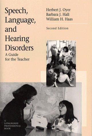 Download Speech, language, and hearing disorders