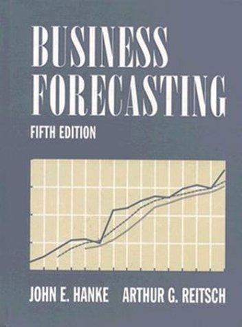 Download Business forecasting