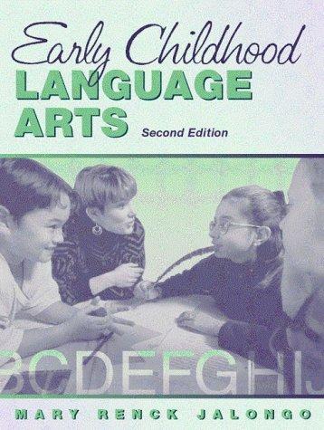 Download Early childhood language arts